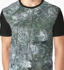 Ravine Graphic T-Shirt