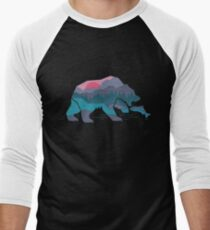 Bear Country Men's Baseball ¾ T-Shirt