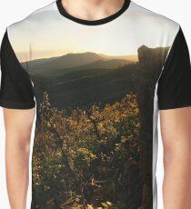 Colorado Sunset Graphic T-Shirt