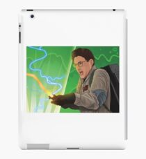 I Looked At The Trap Ray! iPad Case/Skin