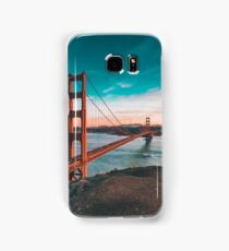 Golden Gate Bridge Samsung Galaxy Case/Skin