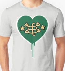 BAHAI BLEEDING HEART T-Shirt