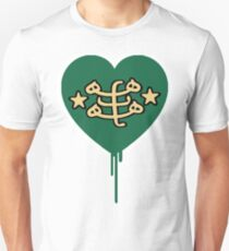 BAHAI BLEEDING HEART T-Shirt