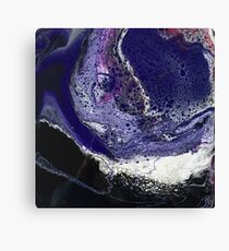 Sq4 Abstract Modern Painting Canvas Print