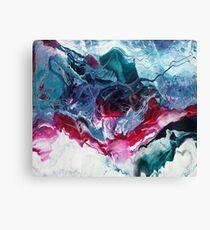 Arcanum - Modern Abstract painting Canvas Print
