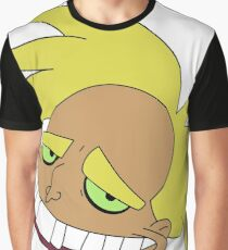 Freaky Fred Graphic T-Shirt