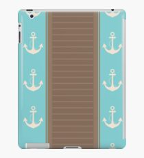Trendy Nautical Stripe Design iPad Case/Skin