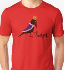 Upstart Crow Unisex T-Shirt