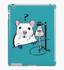 Chemistry Rat iPad Case/Skin