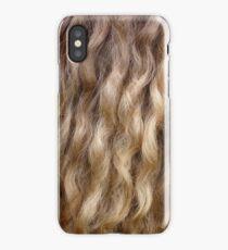Glorious Hair iPhone Case/Skin