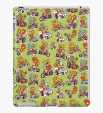 Monsters Driving iPad Case/Skin