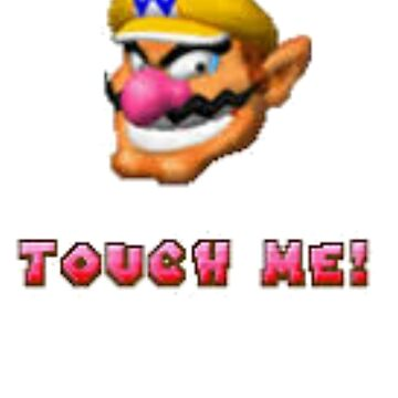 """""""Touch me"""" - WARIO by toofaded"""