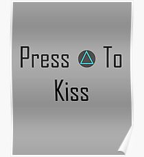 Press To Kiss Poster