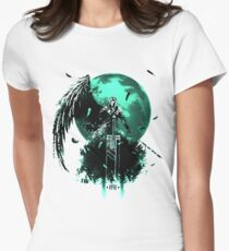 Final Fantasy VII Women's Fitted T-Shirt