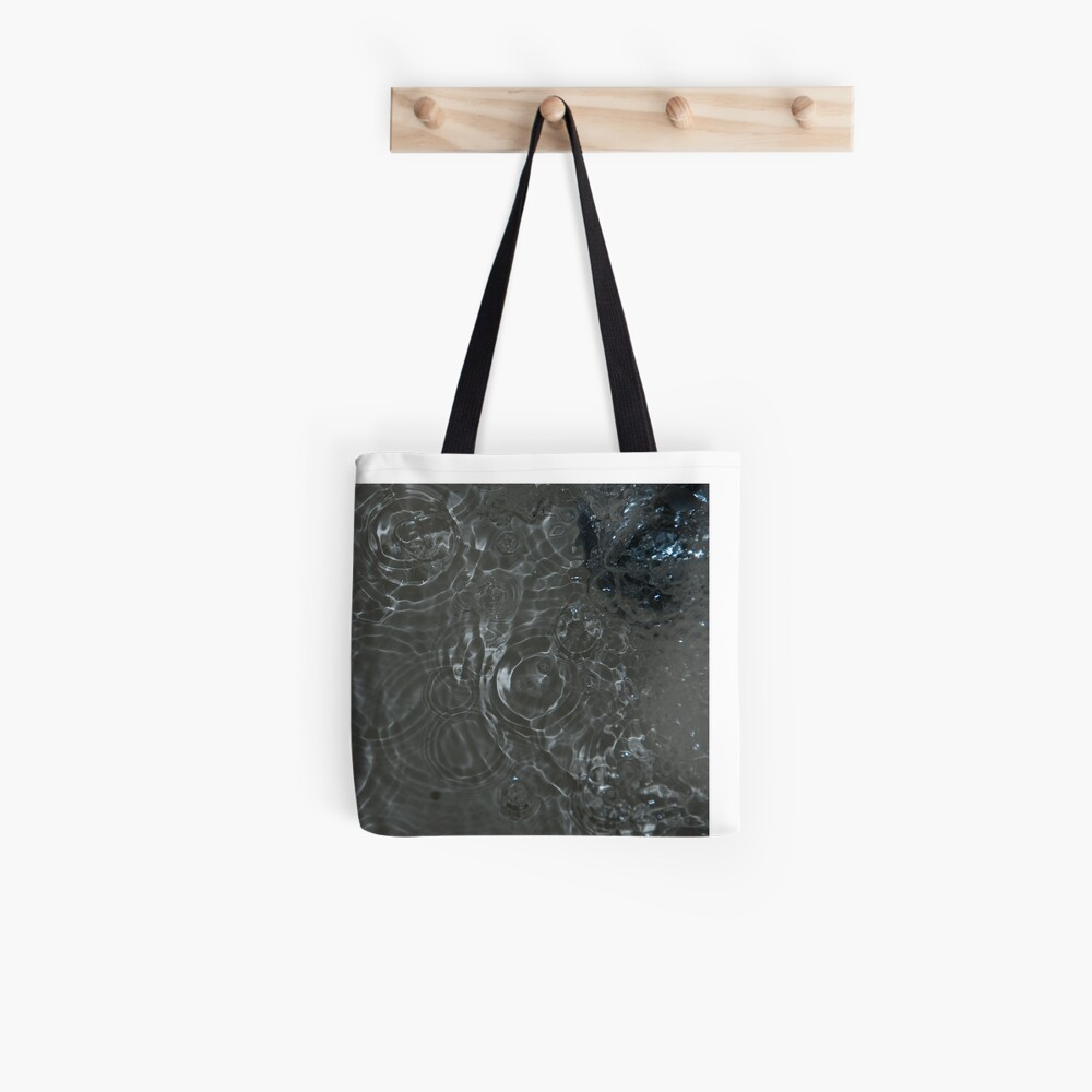 Bubbles in the Sink, Vancouver, British Columbia Tote Bag