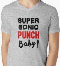 Super sonic punch baby! - Cisco 3 Men's V-Neck T-Shirt
