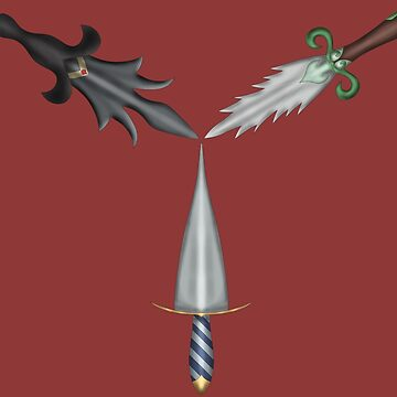 Dagger Dagger Dagger by RagDesigns