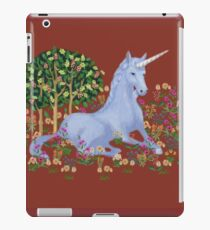 Medieval Unicorn iPad Case/Skin