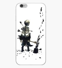 The Marcher's fall iPhone Case