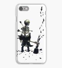 The Marcher's fall iPhone Case/Skin