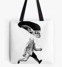 Space Jockey's Delight Tote Bag