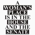 A Woman's Place... by Emma Davis