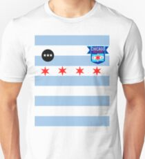 Chicago Red Stars Inspired Jersey Unisex T-Shirt