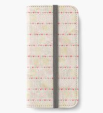 I love you hearts iPhone Wallet/Case/Skin