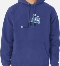 The Brave Little Toaster Goes To The Surface! Pullover Hoodie