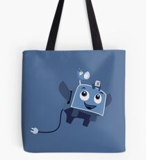 The Brave Little Toaster Goes To The Surface! Tote Bag