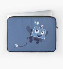 The Brave Little Toaster Goes To The Surface! Laptop Sleeve