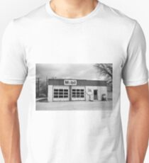 Route 66 - Rusty Mobil Station T-Shirt