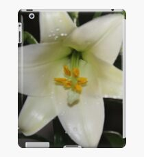 Easter Lilly iPad Case/Skin