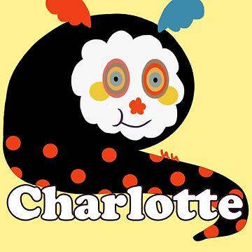 Charlotte by zipperchan