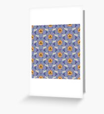 Royal Bluebell Greeting Card