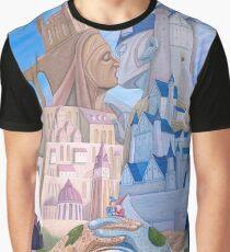 Castle Kiss Graphic T-Shirt