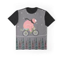 Night ride Graphic T-Shirt