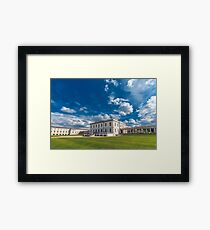 The Queen's House, Greenwich Framed Print