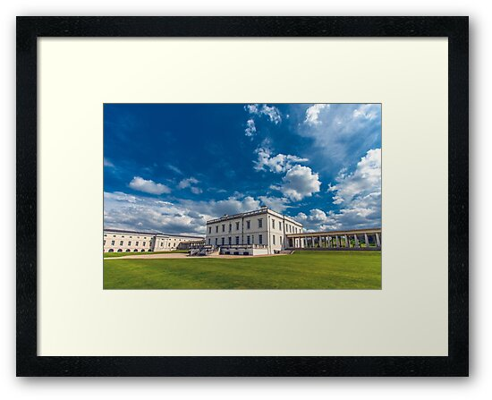 The Queen's House, Greenwich by DestinationUK
