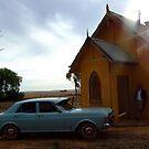 Rural Church by Babyzephyr