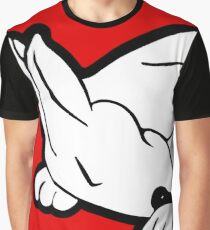 English Bull Terrier Sleeping  Graphic T-Shirt