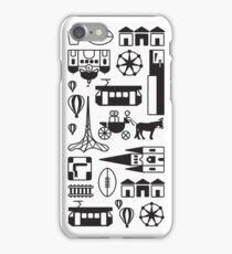 Icons of Melbourne iPhone Case/Skin