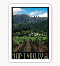 Napa Valley - Far Niente Winery II Sticker