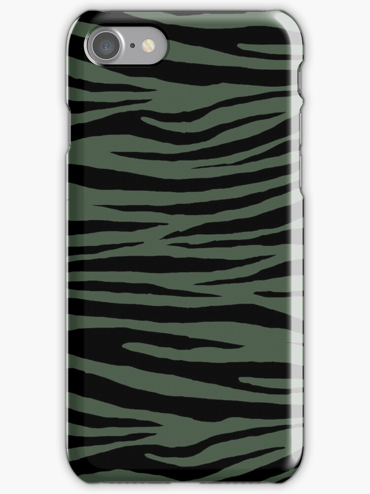 0295 Gray Asparagus Tiger by DayColors