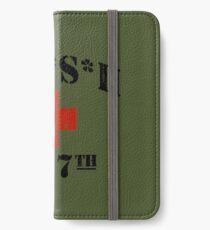 MASH iPhone Wallet/Case/Skin