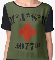 MASH Women's Chiffon Top