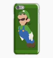 Luigi - Super Smash Bros. iPhone Case/Skin