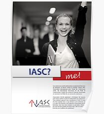 IASC? ME! French Poster