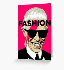 Fashion Greeting Card