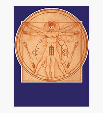 DOCTOR GALLIFREYANUS  Photographic Print